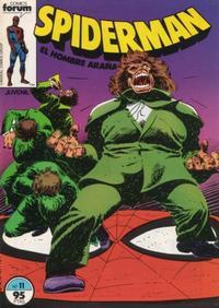 Cover Thumbnail for Spiderman (Planeta DeAgostini, 1983 series) #11