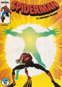 Cover Thumbnail for Spiderman (Planeta DeAgostini, 1983 series) #12
