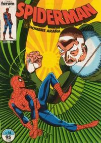 Cover Thumbnail for Spiderman (Planeta DeAgostini, 1983 series) #16