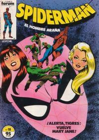 Cover Thumbnail for Spiderman (Planeta DeAgostini, 1983 series) #18