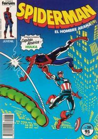 Cover Thumbnail for Spiderman (Planeta DeAgostini, 1983 series) #28