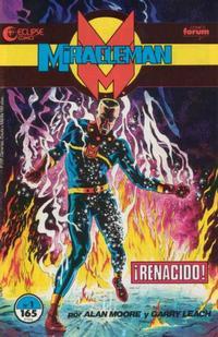 Cover Thumbnail for Miracleman (Planeta DeAgostini, 1990 series) #1
