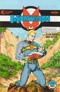 Cover Thumbnail for Miracleman (Planeta DeAgostini, 1990 series) #7
