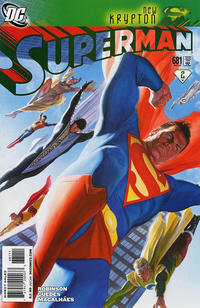 Cover Thumbnail for Superman (DC, 2006 series) #681