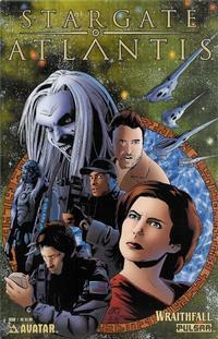 Cover Thumbnail for Stargate Atlantis: Wraithfall (Avatar Press, 2005 series) #1