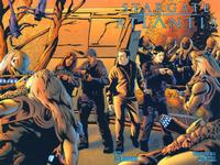 Cover Thumbnail for Stargate Atlantis: Wraithfall (Avatar Press, 2005 series) #2 [Wrap]