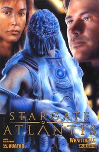 Cover Thumbnail for Stargate Atlantis: Wraithfall (Avatar Press, 2005 series) #Preview [Painted]