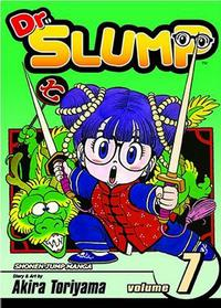Cover Thumbnail for Dr. Slump (Viz, 2005 series) #7