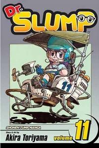 Cover Thumbnail for Dr. Slump (Viz, 2005 series) #11