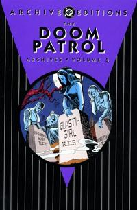 Cover Thumbnail for The Doom Patrol Archives (DC, 2002 series) #5