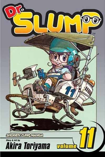 Cover for Dr. Slump (Viz, 2005 series) #11