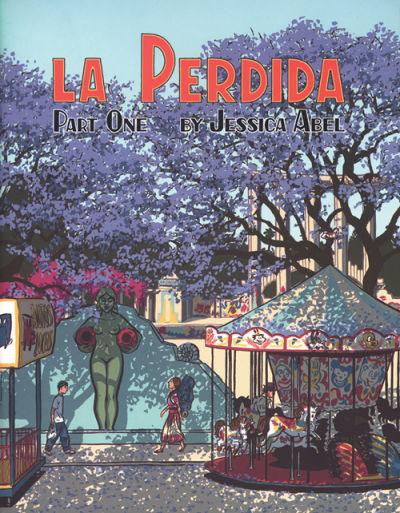 Cover for La Perdida (Fantagraphics, 2001 series) #1