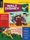 Cover for Walt Disney Comics Digest (Western, 1968 series) #30