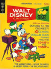 Cover for Walt Disney Comics Digest (Western, 1968 series) #44 [Gold Key Variant]
