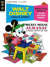 Cover for Walt Disney Comics Digest (Western, 1968 series) #57
