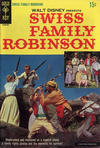 Cover for Walt Disney Presents Swiss Family Robinson (Western, 1969 series) #[nn]