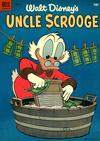 Cover for Walt Disney's Uncle Scrooge (Dell, 1953 series) #6