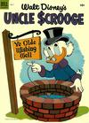 Cover for Walt Disney's Uncle Scrooge (Dell, 1953 series) #7