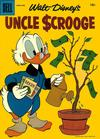 Cover for Walt Disney's Uncle Scrooge (Dell, 1953 series) #18