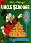 Cover for Walt Disney's Uncle Scrooge (Dell, 1953 series) #20