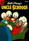 Cover for Walt Disney's Uncle Scrooge (Dell, 1953 series) #25