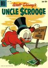 Cover for Walt Disney's Uncle Scrooge (Dell, 1953 series) #31