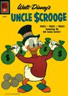 Cover for Walt Disney's Uncle Scrooge (Dell, 1953 series) #34