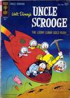 Cover for Walt Disney Uncle Scrooge (Western, 1963 series) #49
