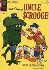 Cover for Walt Disney Uncle Scrooge (Western, 1963 series) #53