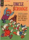 Cover for Walt Disney Uncle Scrooge (Western, 1963 series) #62