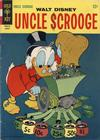 Cover for Walt Disney Uncle Scrooge (Western, 1963 series) #67
