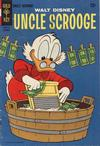 Cover for Walt Disney Uncle Scrooge (Western, 1963 series) #72