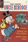 Cover for Walt Disney Uncle Scrooge (Western, 1963 series) #73