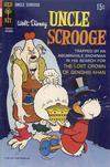 Cover for Walt Disney Uncle Scrooge (Western, 1963 series) #84