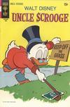 Cover for Walt Disney Uncle Scrooge (Western, 1963 series) #87