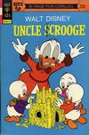 Cover Thumbnail for Uncle Scrooge (1963 series) #109 [Gold Key - Fun Catalog]