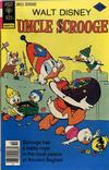Cover for Uncle Scrooge (Western, 1963 series) #145 [Gold Key]