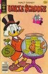 Cover for Uncle Scrooge (Western, 1963 series) #159 [Gold Key]