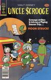 Cover for Uncle Scrooge (Western, 1963 series) #162 [Gold Key]