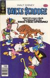 Cover for Uncle Scrooge (Western, 1963 series) #163 [Gold Key]