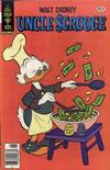 Cover Thumbnail for Uncle Scrooge (1963 series) #165 [Gold Key Variant]