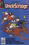 Cover for Uncle Scrooge (Western, 1963 series) #169 [Gold Key]