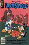 Cover Thumbnail for Uncle Scrooge (1963 series) #170 [Gold Key]