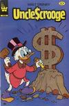 Cover for Uncle Scrooge (Western, 1963 series) #202
