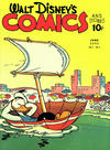 Cover for Walt Disney's Comics and Stories (Dell, 1940 series) #v1#9 [9]