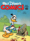 Cover for Walt Disney's Comics and Stories (Dell, 1940 series) #v1#10 [10]