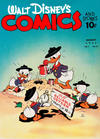 Cover for Walt Disney's Comics and Stories (Dell, 1940 series) #v1#11 [11]