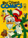 Cover for Walt Disney's Comics and Stories (Dell, 1940 series) #v2#4 [16]