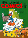 Cover for Walt Disney's Comics and Stories (Dell, 1940 series) #v2#6 [18]