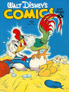 Cover for Walt Disney's Comics and Stories (Dell, 1940 series) #v2#7 [19]